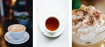Herbaty i kawy