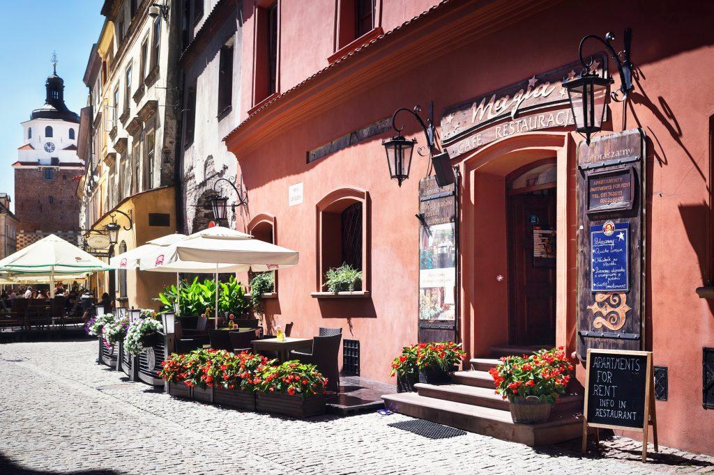 Restauracja Magia w Lublinie 22