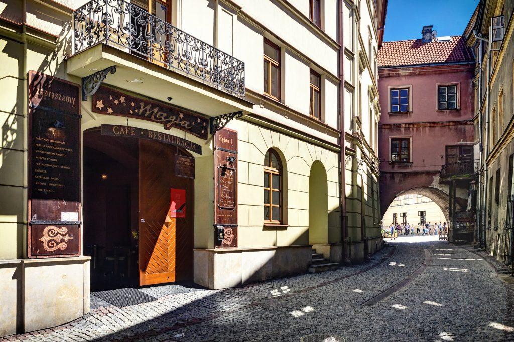 Restauracja Magia w Lublinie 23